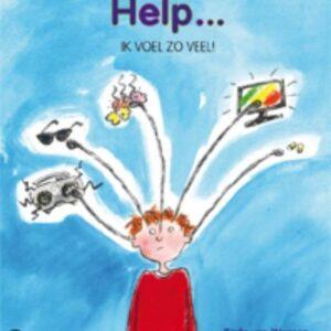 boek Help ik voel zo veel van Carla van Wensen