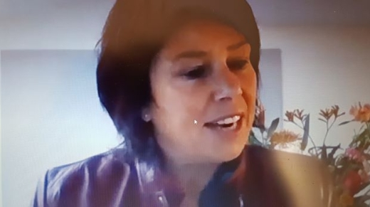 Interview strong willed children via Zoom met Sigrid Bax
