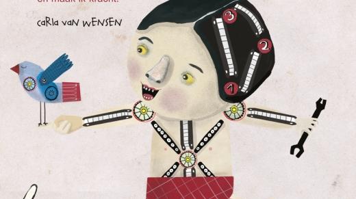boek van Carla van Wensen de ik-fabriek