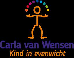 Carla van Wensen Kind in evenwicht logo